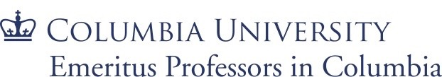 Emeritus Professors in Columbia logo